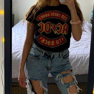 🌸Vintage-Style AC/DC T-Shirt🌸